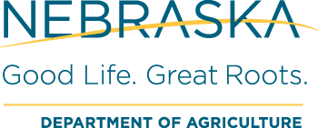 NEBRASKA DEPARTMENT OF AGRICULTURE LOGO