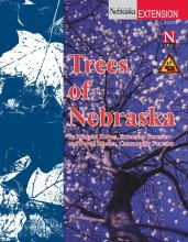 Cover of Trees of Nebraska publication.